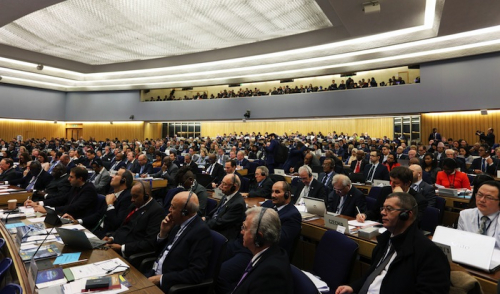 IMO Secretary-General opens 31st Assembly with call for action