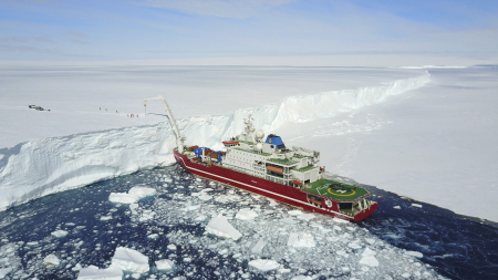 Weddell Sea: AI, ROVs, AUVs & Biological Research