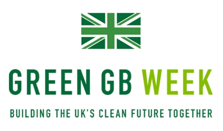 Supporting Green GB Week - promote clean growth!