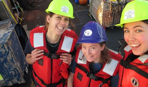 IMarEST awards £500 student bursary for scientific cruise to the Eastern Tropical North Pacific