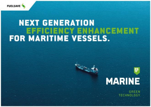 Next Generation Efficiency Enhancement for Maritime Vessels