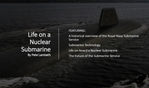 Lecture - 28th February 2019 - Life on a Nuclear Submarine