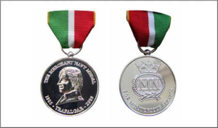 Nominations open for Merchant Navy Medal for Meritorious Service
