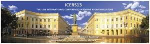 The 13th International Conference on Engine Room Simulators