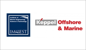 IMarEST and Keppel Offshore & Marine renew partnership