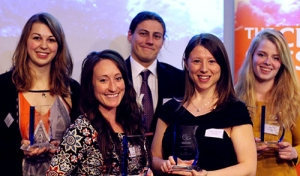 Marine conservation research celebrated at P1 Marine Foundation Student Awards
