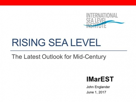 Rising Sea Level - The Latest Outlook for Mid-Century