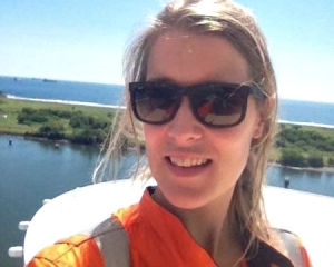Trainee Surveyor at Lloyd's Register - Rachael Stevenson
