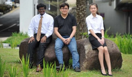 IMarEST supports mentoring programme in Singapore