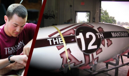 Texas A&M 'Aggies' are the first team to qualify for European International Submarine Race 2016