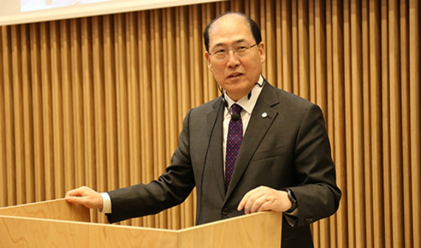 IMO Secretary-General, Kitack Lim, to give IMarEST Founders' Lecture