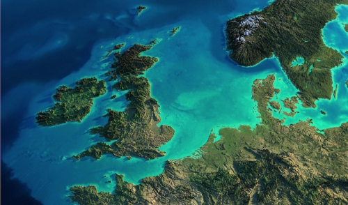 Oceanographers propose 'viable' dam project to enclose North Sea
