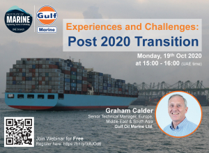 Experiences and Challenges: Post 2020 Transition