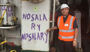 Unpaid seafarers supported in Durban