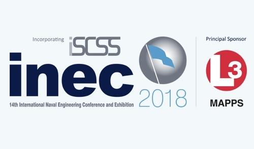 Naval Engineers from around the globe gather in Glasgow tomorrow for INEC 2018 and iSCSS