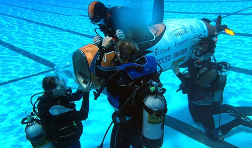 Dates announced for eISR 2018, human-powered submarine races!