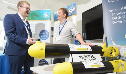 Plymouth ups its support for 'next generation marine technologies'