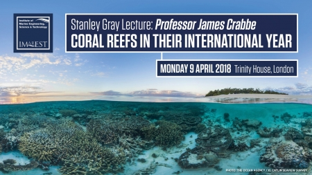 Stanley Gray Lecture - Coral Reefs in their International Year