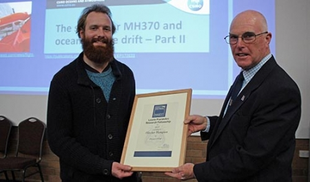IMarEST awards AU$14,000 Laurie Prandolini Research Fellowship for research into collaborative autonomous marine fleets