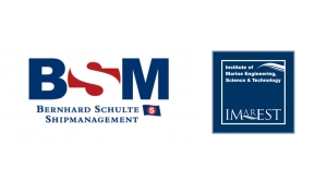 Bernhard Schulte Shipmanagement (Singapore) partners with IMarEST
