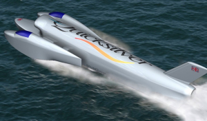 Regaining the Water Speed Record for Britain