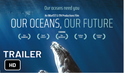 IMarEST presents 'Our Oceans: Our Future – a collaboration with ITN Productions Industry News
