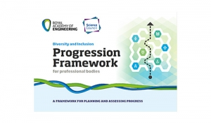 Engineering and science professional bodies benchmark performance on diversity and inclusion for the first time