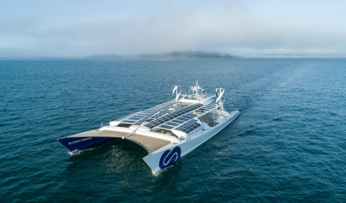 Shipping giant joins project to develop hydrogen marine fuel
