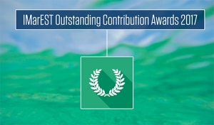 Nominate for IMarEST Outstanding Contribution Awards 2017