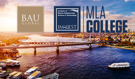 IMarEST's MLA College partners with BAU Global to extend reach of marine education