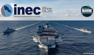 You can now re-watch INEC 2020 for the latest in naval engineering and ship control systems