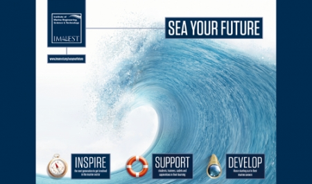 IMarEST Launches 'Sea Your Future' Initiative
