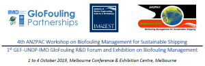 Melbourne GLOFOULING Workshop