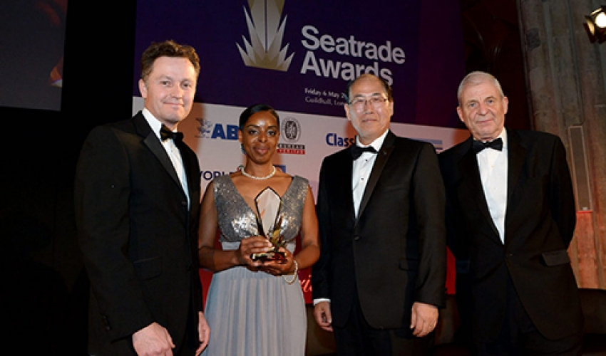 IMarEST CPD-recognised '@Sea courses' win Seatrade Award for Investment in People