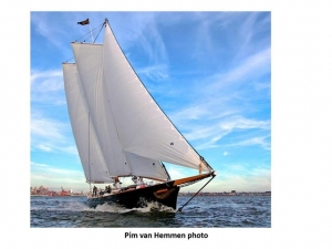 Design Features and Construction of Passenger Schooner AMERICA 2