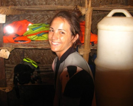 Marine ecology research fellow - Ally Evans