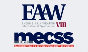 Two key IMarEST events – EAAW VIII and MECSS 2019 – open tomorrow in London