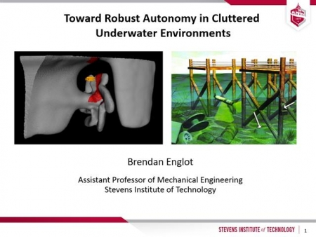 Towards Robust Autonomy in Cluttered Underwater Environments