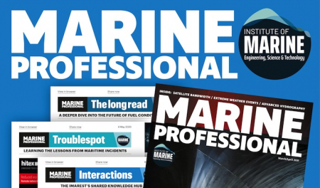 Changes at Marine Professional