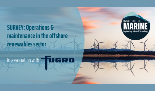 SURVEY: Operations & maintenance in the offshore renewables sector