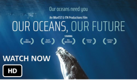 "Watch the film: ""Our Oceans: Our Future"""