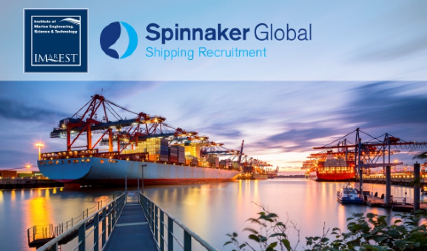 Spinnaker Global and IMarEST to support maritime engineers in Asia Pacific