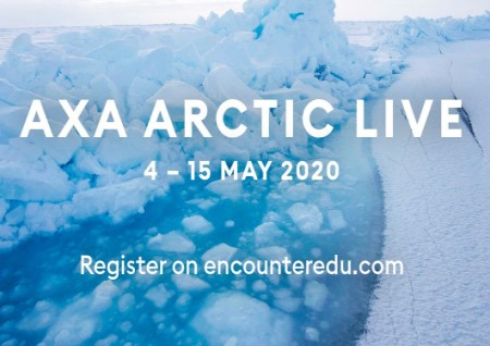 AXA XL Arctic Live 1-8 May 2019, Registration open