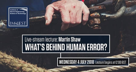 What's Behind Human Error?